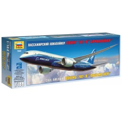 Model Kit letadlo 7008 - Boeing 787-8 Dreamliner (1:144)