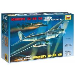 Model Kit letadlo 7269 - Junkers JU-88 G6 (1:72)