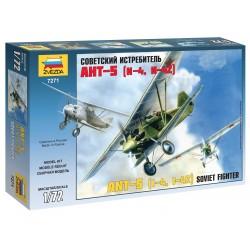 Model Kit letadlo 7271 - ANT-5 (1:72)