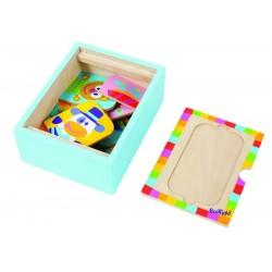 BOIKIDO Puzzle box zvieratká 12ks