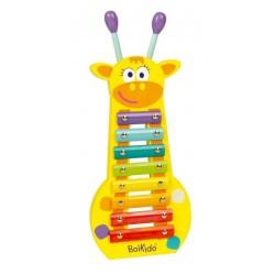 BoiKido Moj prvý xylofón Žirafa