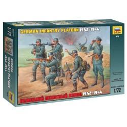 Wargames figurky 8078 - German Infantry WWII (1:72)