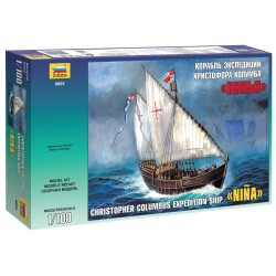 "Model Kit loď 9005 - Caravel ""Nina"" (1:100)"
