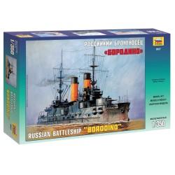"Model Kit loď 9027 - Russian Battle Cruiser ""Borodino"" (1:350)"