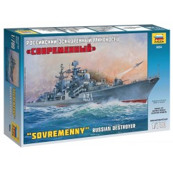 Model Kit loď 9054 - Russian Destroyer Sovremenny (1:700)