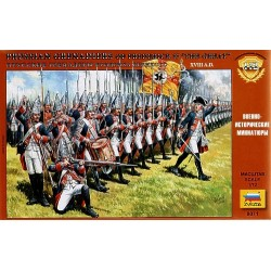 Wargames (AOB) figúrky 8071 - Prussian Grenadiers (1:72)