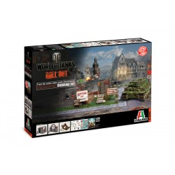 Model Kit World of Tanks 36505 - DIORAMA SET (1:35)