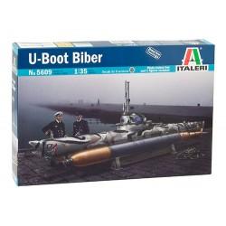 Model Kit ponorka 5609 - U-BOOT BIBER (1:35)