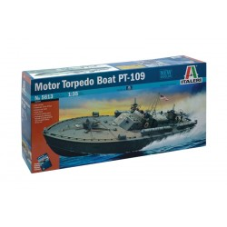 Model Kit loď 5613 - MOTOR TORPEDO BOAT PT-109 (1:35)