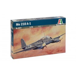 Model Kit letadlo 0077 - ME 210 A-1 (1:72)