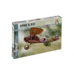 Model Kit letadlo 1366 - SPAD S.XIII (1:72)