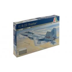 Model Kit letadlo 0850 - F-22 RAPTOR (1:48)