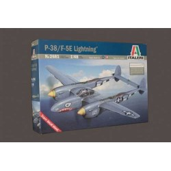Model Kit letadlo 2681 - F-5E Lightning (1:48)