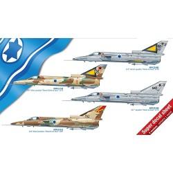 Model Kit letadlo 2688 - Kfir C1/C2 (1:48)