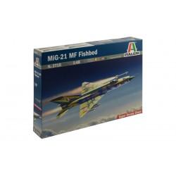 Model Kit letadlo 2715 - MIG-21 MF FISHBED (1:48)