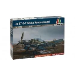 Model Kit letadlo 2722 - JU 87 G-2 Stuka Kanonenvogel (1:48)