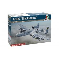 "Model Kit letadlo 2725 - A-10C ""Blacksnakes"" (1:48)"