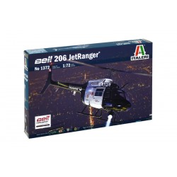 Model Kit vrtulník 1372 - BELL 206 JETRANGER (1:72)
