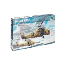 Model Kit vrtulník 2744 - WESSEX HAS.1 (1:48)