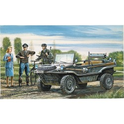 Model Kit military 0313 - Kfz. 69 SCHWIMMWAGEN (1:35)