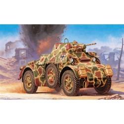 Model Kit military 6603 - Autoblinda AB 43 (1:48)