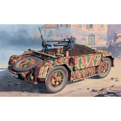 Model Kit military 7053 - ABM 42 with 47/32 AT Gun (1:72)