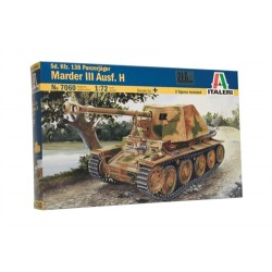 Model Kit military 7060 - Panzerjäger Marder III Ausf. H (1:72)