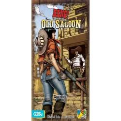 Bang kostky rozšíření - Old Saloon