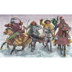 Model Kit figurky 6864 - MONGOLS (1:32)