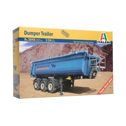 Model Kit návěs 3845 - DUMPER TRAILER (1:24)