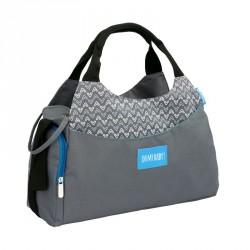 Badabulle taška Multipocket Grey