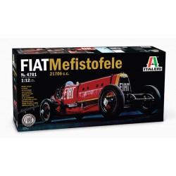 Model Kit auto 4701 - FIAT MEFISTOFELE (1:12)