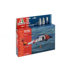 Model Set vrtulník 71346 - 1:72 HH-60J COAST GUARD (1:72)