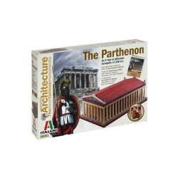 World of Architecture budova 68001 - PARTHENON (34.5 cm)