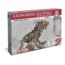 Leonardo Da Vinci 3102 - MECHANICAL LION (31,5 cm)
