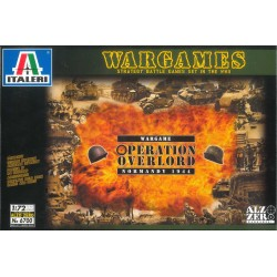 Wargames hra 6700 - ALZO ZERO OPER.OVERLORD (ENGL.VE) (1:72)