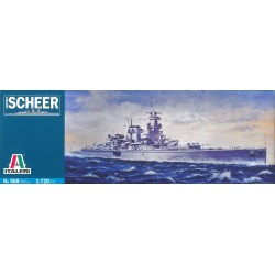 Model Kit loď 0508 - ADMIRAL SCHEER (1:720)