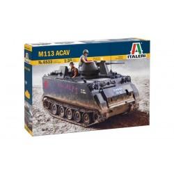 Model Kit military 6533 - M113 ACAV (1:35)