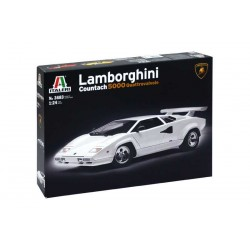 Model Kit auto 3683 - LAMBORGHINI COUNTACH 5000 (1:24)