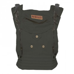 ByKay klokanka 4WAY CLICK CARRIER Steel Grey