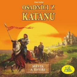 Osadníci zKatanu – Mestá arytieri