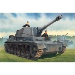 Model Kit tank 6475 - Pz.Sfl.Ivb 10.5cm le.F.H.18/1 Sd.Kfz.165/1 Ausf.A (1:35)