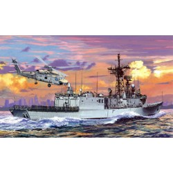 Model Kit loď 7068 - U.S.S. INGRAHAM FFG-61 (1:700)