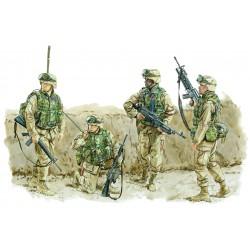 Model Kit figurky 3027 - MODERN U.S. MARINES (1:35)