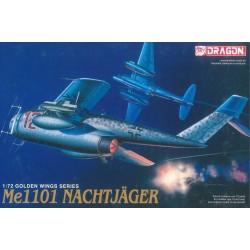 Model Kit letadlo 5014 - ME1101 NACHTJÄGER (1:72)