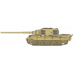 Model Kit tank 6827 - Jagdtiger w/12.8cm PaK.80 (L/66) (1:35)