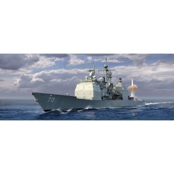 Model Kit loď 7142 - U.S.S. Lake Erie CG-70 (1:700)