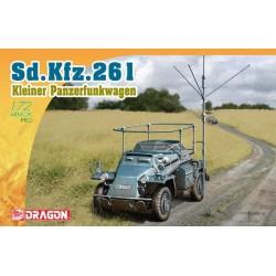 Model Kit military 7447 - Sd.Kfz.261 (1:72)