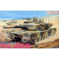 Model Kit military 3524 - M1A1 ABRAMS (1:35)