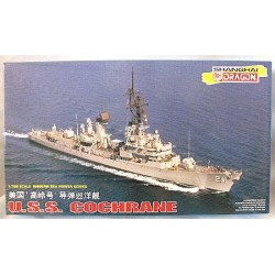 Model Kit loď 7024 - U.S.S. COCHRANE (1:700)